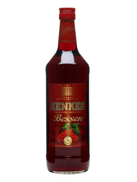 Henkes Bessen (Berries) Jenever Liqueur