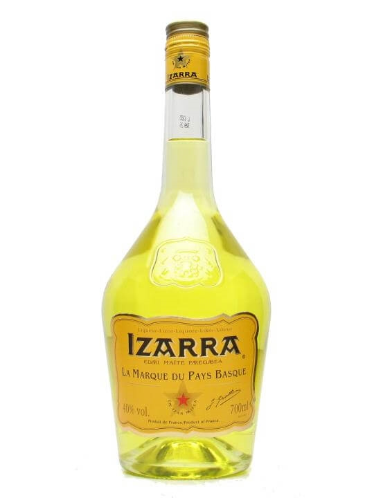 Izarra Yellow Liqueur
