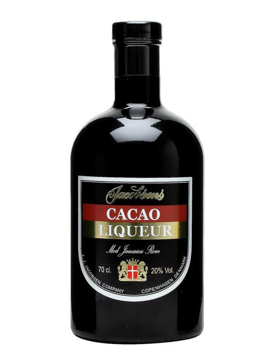 Jacobsen's Cacao Liqueur