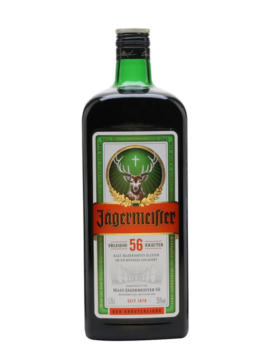 Jagermeister Liqueur / Large Bottle