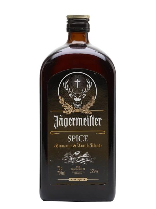 Jagermeister Spice (Winterkrauter) Liqueur