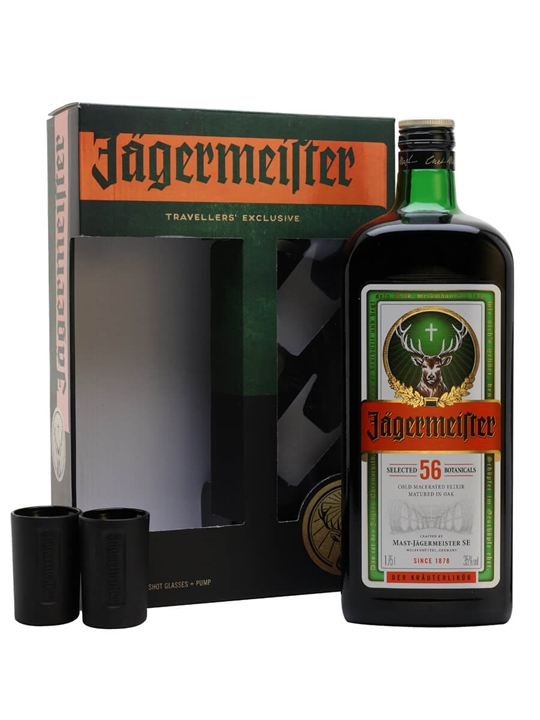 Jagermeister Magnum Bottle Party Pack