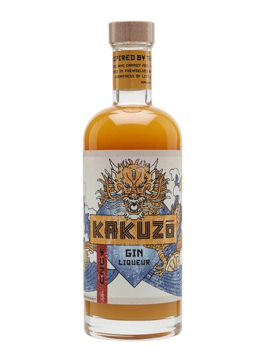 Kakuzo Yuzu Gin Liqueur