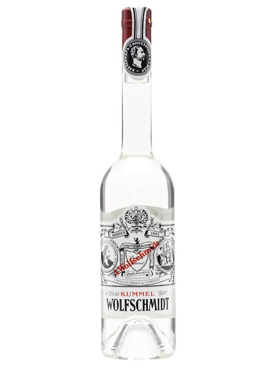Kummel Wolfschmidt Liqueur