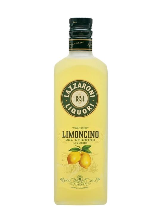 Lazzaroni Limoncino Del Chiostro Liqueur