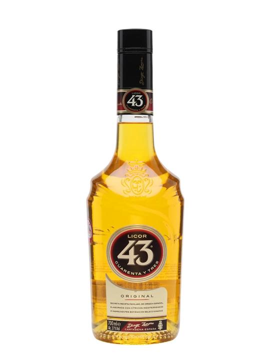 Licor 43 Cuarenta Y Tres Liqueur