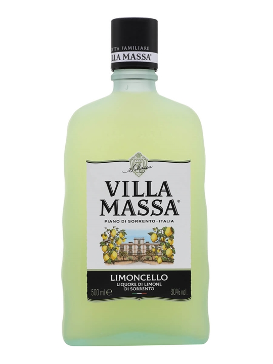 Villa Massa Limoncello Liqueur