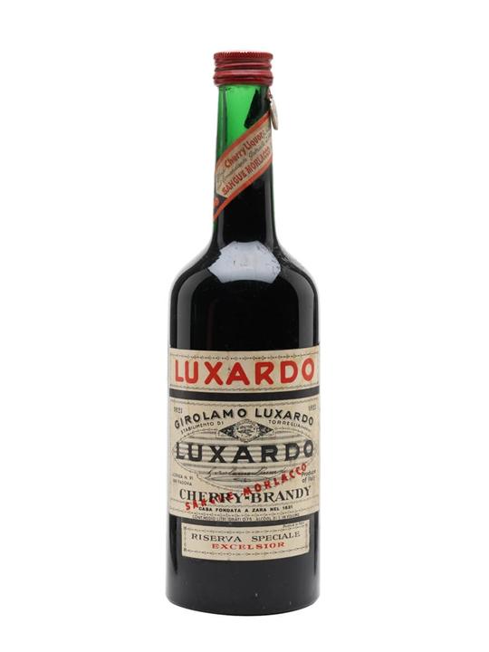 Luxardo Cherry Brandy / Bot.1950s