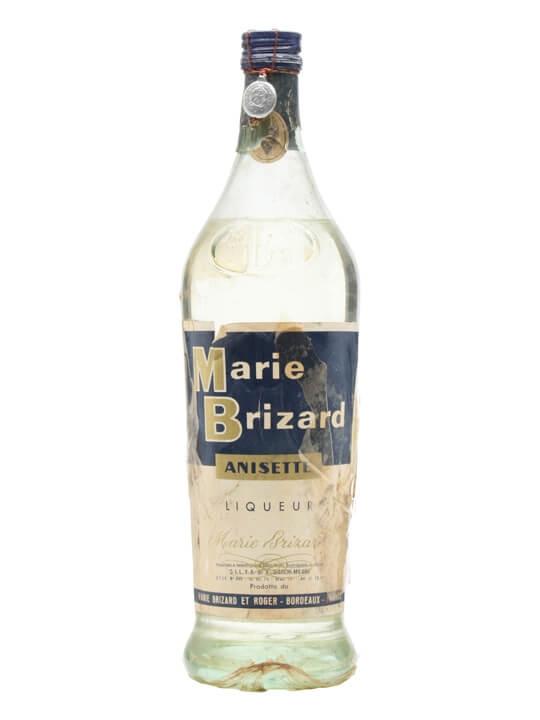 Marie Brizard Anisette Liqueur / Bot.1950s