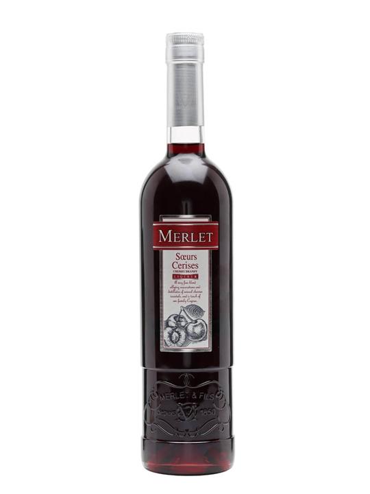 Merlet Soeurs Cerises (Cherry) Brandy Liqueur