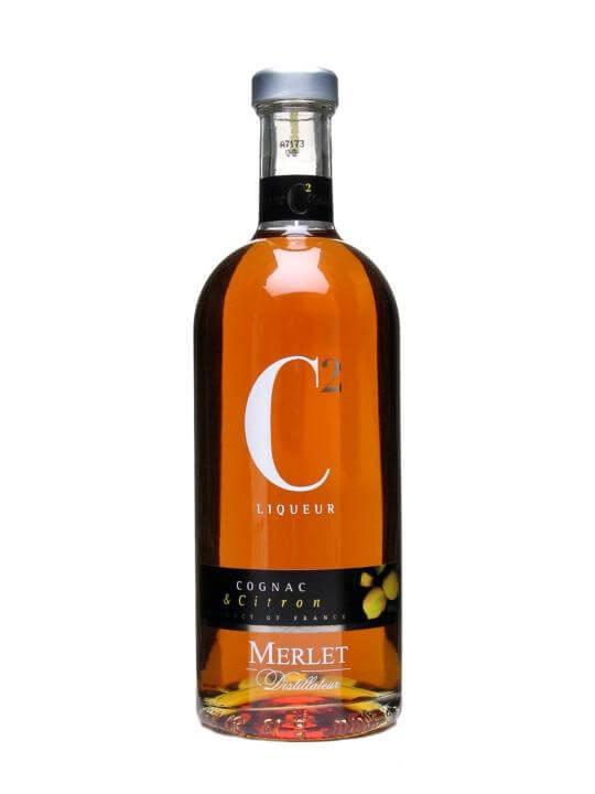 Merlet C2 Cognac & Lemon Liqueur