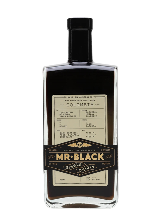 Mr Black Colombia Single Origin Coffee Liqueur