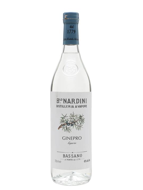 Nardini Ginepro Grappa Liqueur