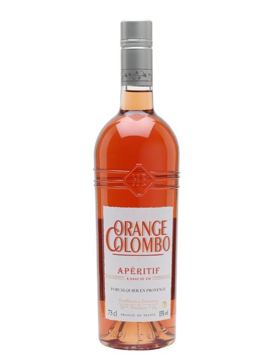 Orange Colombo Liqueur