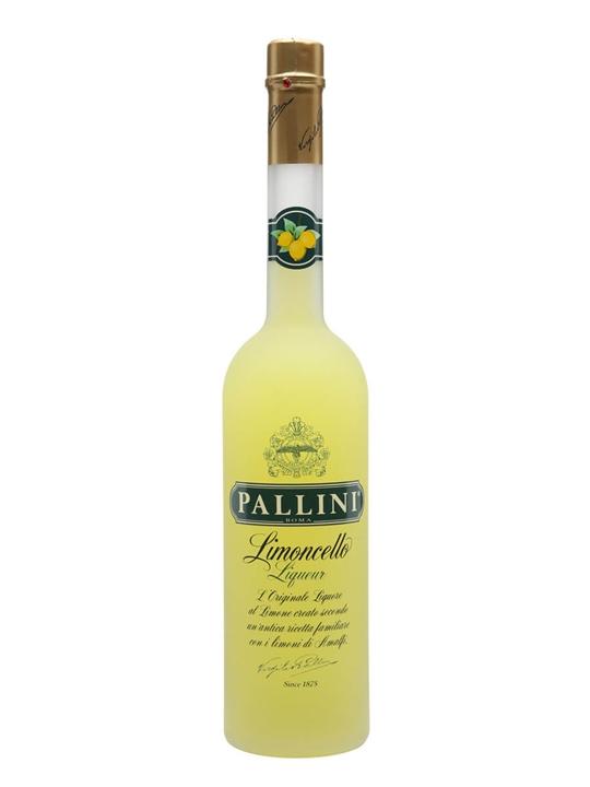 Pallini Limoncello Liqueur