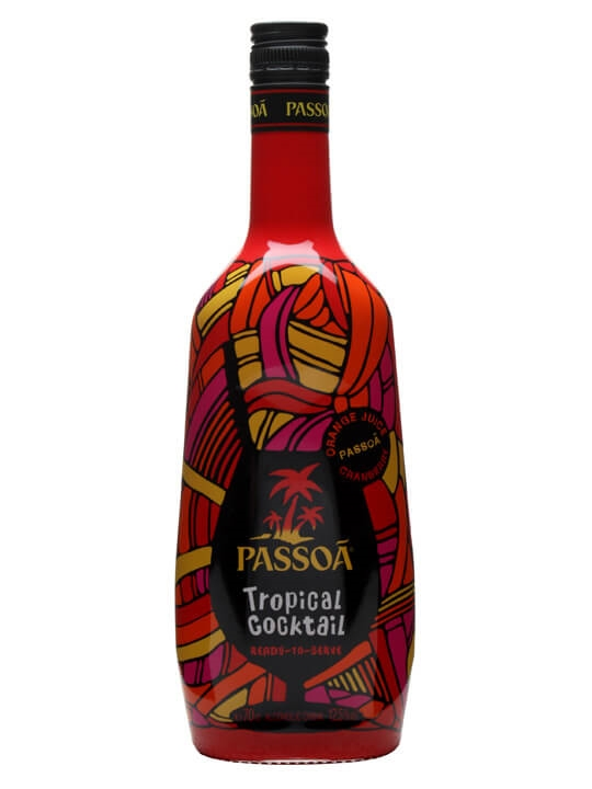 Passoa Tropical Cocktail