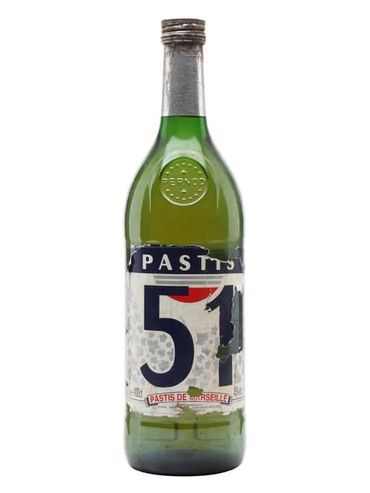Pastis 51 Liqueur / Bot.1980s