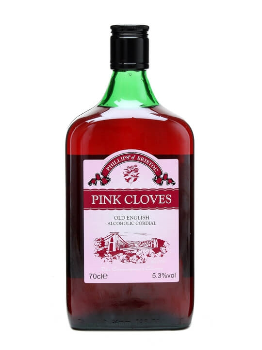 Phillips Pink Cloves (Alcoholic Cordial)