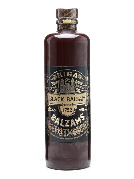 Riga Black Balsam Bitter Liqueur