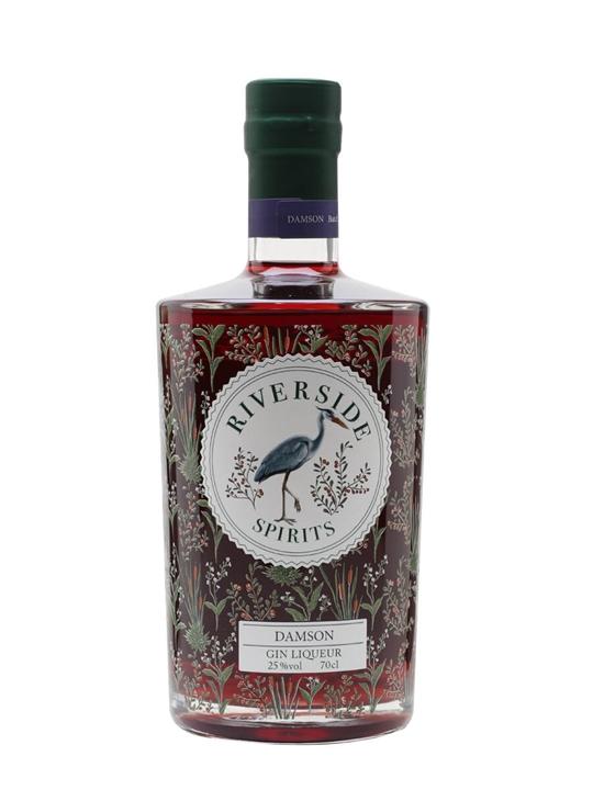 Riverside Spirits Damson Gin Liqueur