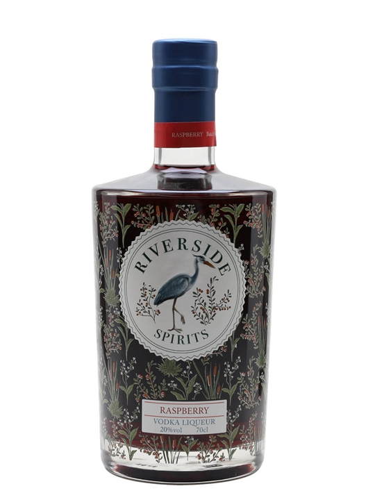 Riverside Spirits Raspberry Vodka Liqueur