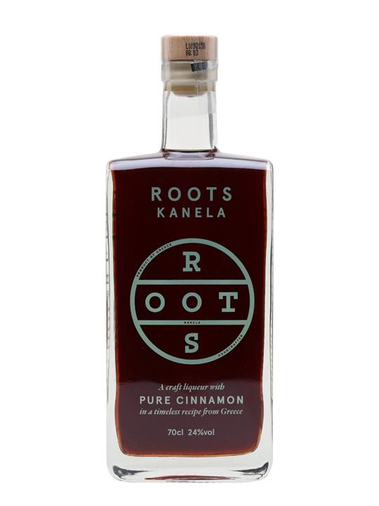 Roots Kanela (Tentura) Liqueur