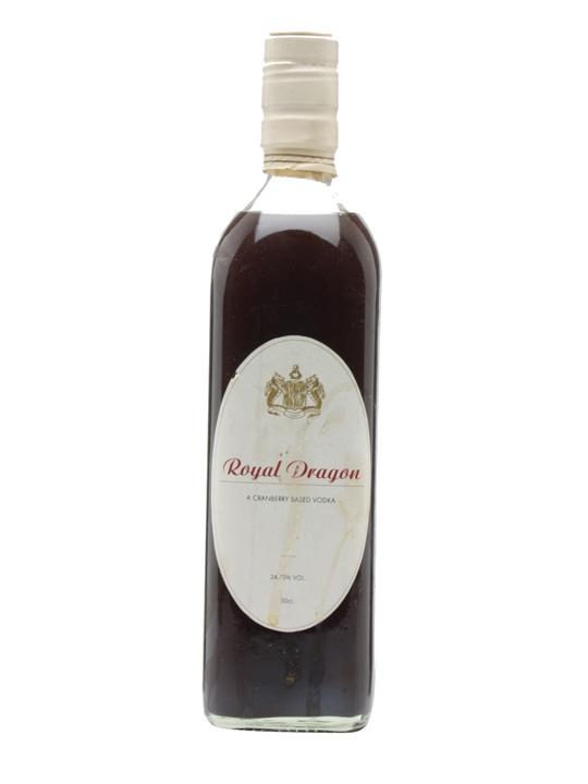 Royal Dragon Cranberry Vodka Liqueur