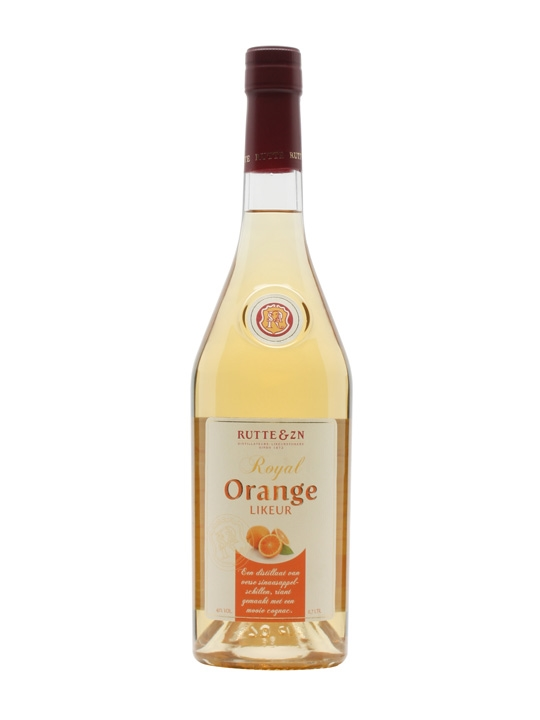 Rutte Royal Orange Liqueur