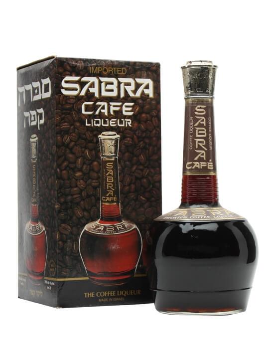 Sabra Cafe Liqueur