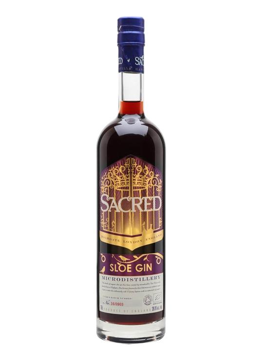 Sacred Organic Sloe Gin