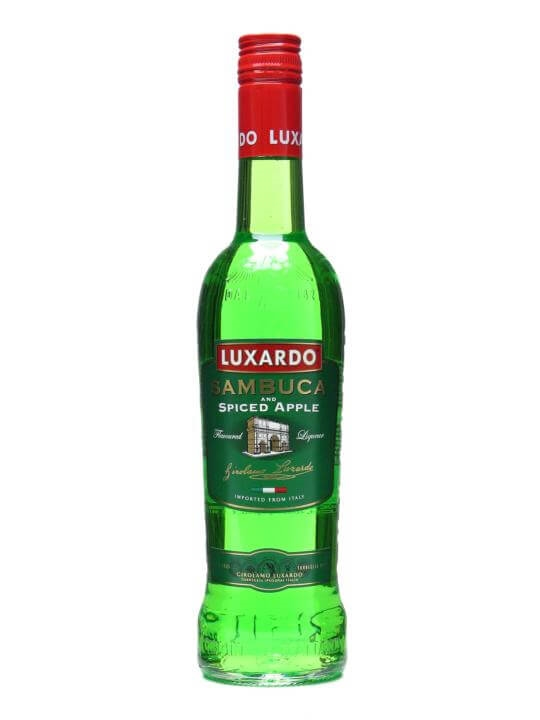 Sambuca Spiced Apple Liqueur  Luxardo