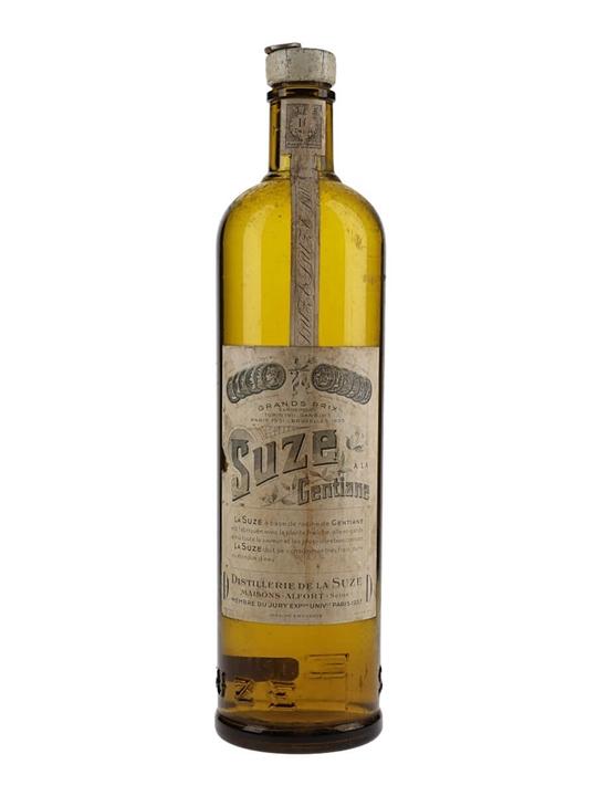 Suze Liqueur / Bot.1950s
