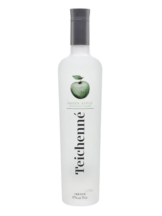 Teichenne Manzana Verde / Green Apple Schnapps Liqueur
