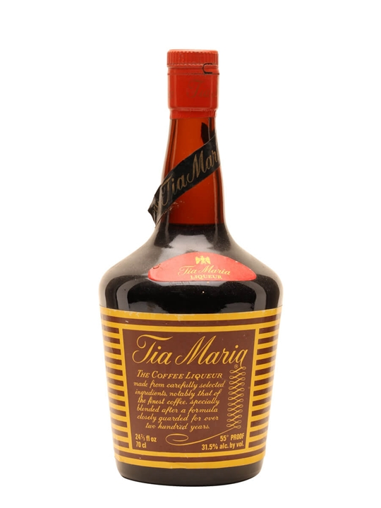 Tia Maria Coffee Liqueur / Bot.1970s