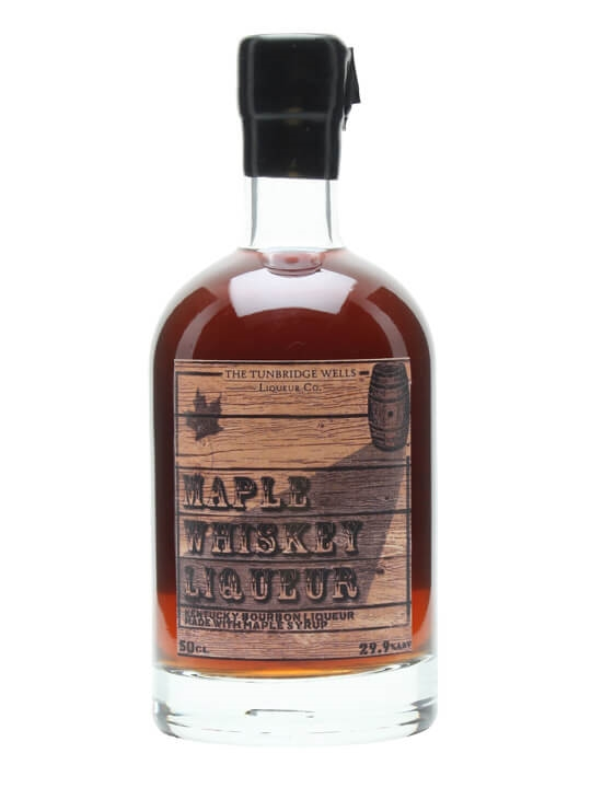 Tunbridge Wells Liqueur Co. Maple Whiskey Liqueur