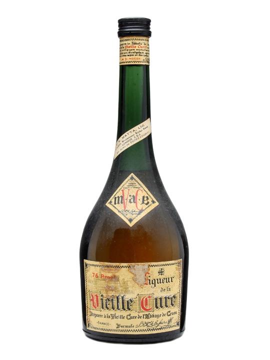 Vieille Cure Liqueur / Bot.1970s