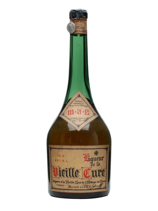 Vieille Cure Liqueur / Bot.1940s