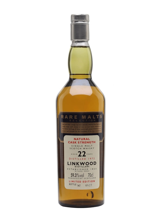 Linkwood 1972 / 22 Year Old / Rare Malts Speyside Whisky