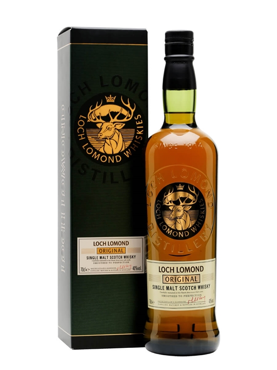 Loch Lomond Original Highland Single Malt Scotch Whisky