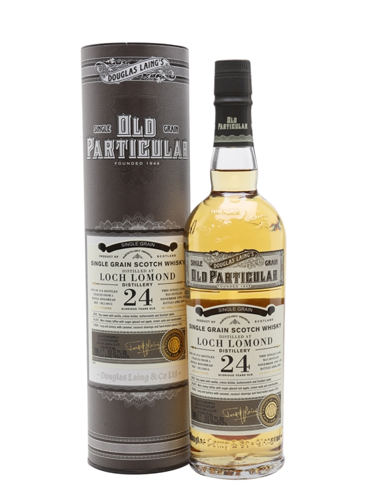 Loch Lomond 1995 / 24 Year Old / Old Particular Highland Whisky