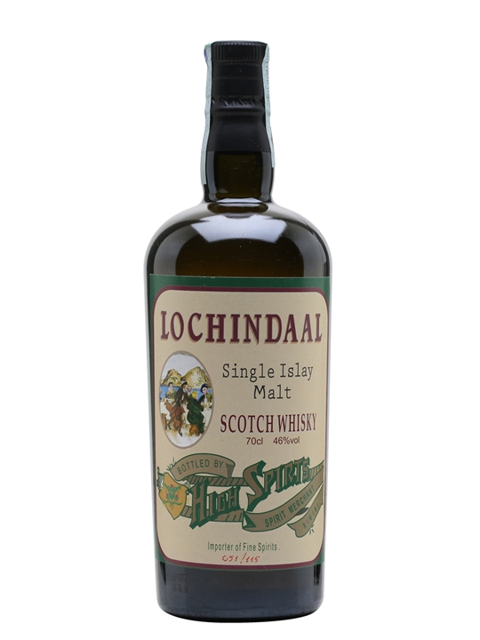 Lochindaal 2009 / 7 Year Old Islay Single Malt Scotch Whisky