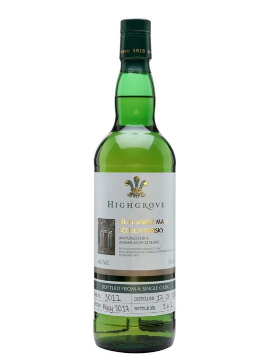 Laphroaig 2004 / 12 Year Old / Highgrove Islay Whisky