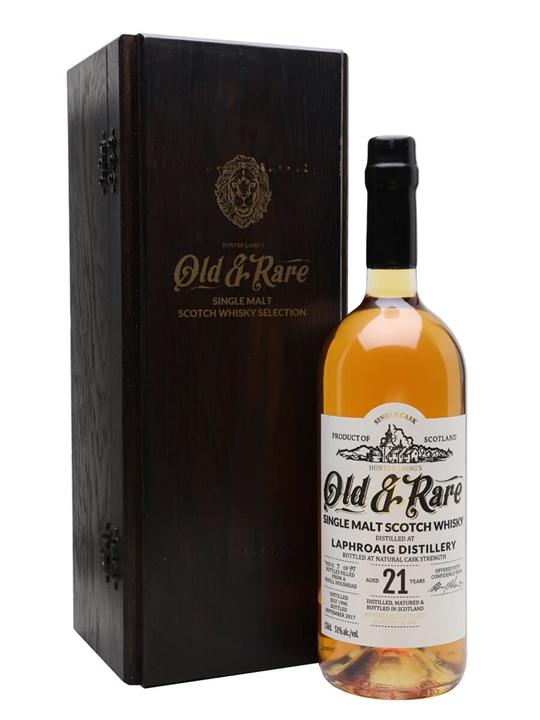 Laphroaig 1996 / 21 Year Old / Old & Rare Islay Whisky
