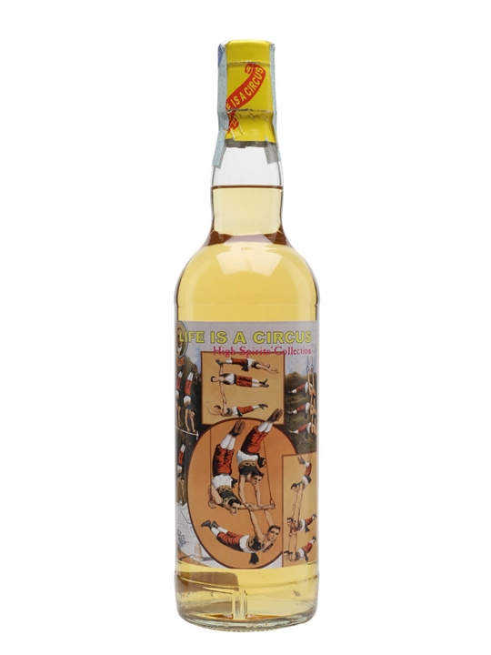 Macallan 1993 / 21 Year Old / Life is a Circus / High Spirits Speyside Whisky