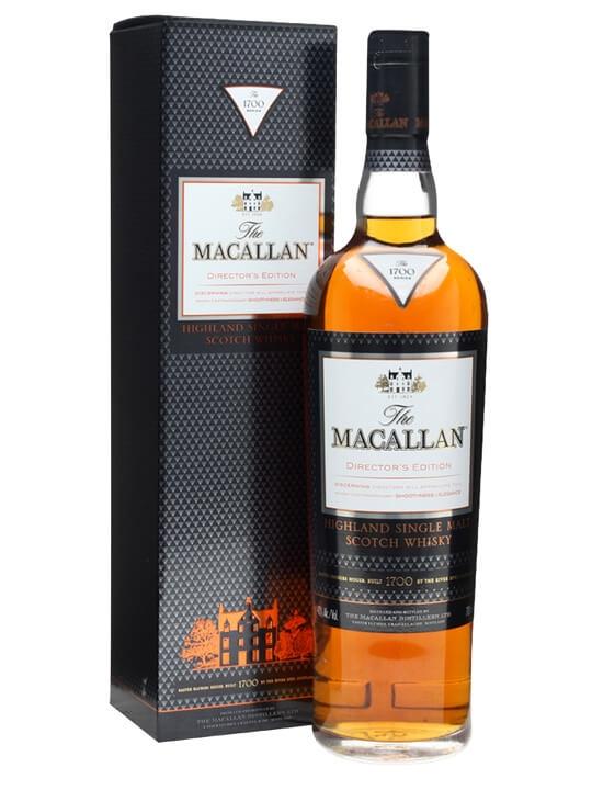 Macallan Director's Edition Speyside Single Malt Scotch Whisky