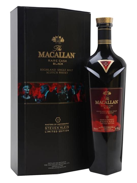 Macallan Rare Cask Black / Steven Klein Speyside Whisky