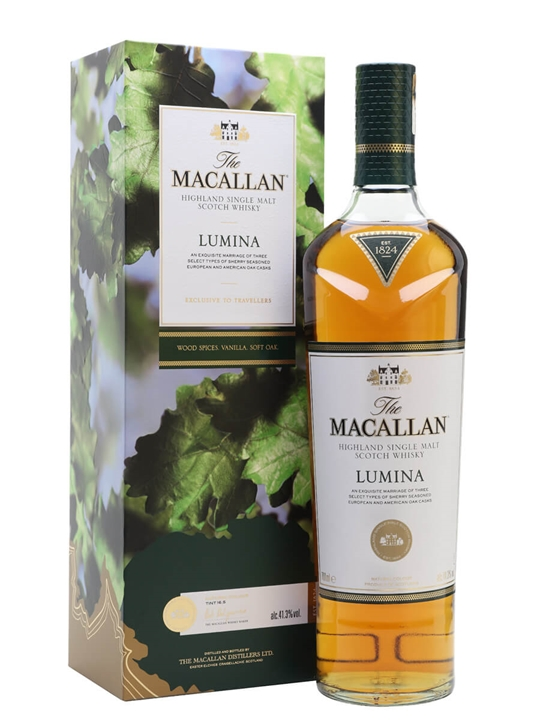 Macallan Lumina Speyside Single Malt Scotch Whisky