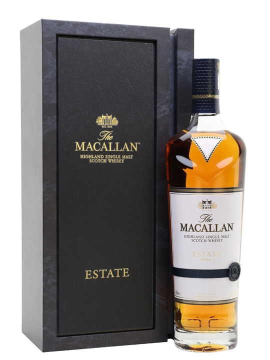 Macallan Estate Speyside Single Malt Scotch Whisky