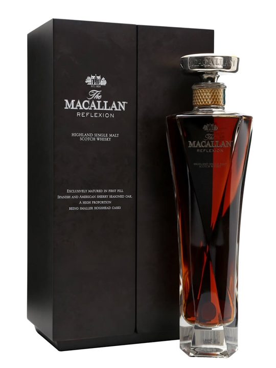 Macallan Reflexion Speyside Single Malt Scotch Whisky
