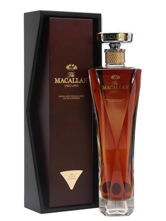 Macallan Oscuro / 1824 Collection Speyside Single Malt Scotch Whisky
